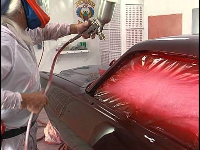 House Of Kolor - How To Paint A Car - John Kosmoski