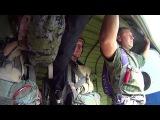Пенза Прыжок с парашютом 16.08.2014 г.