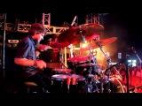 Снизу вверх - Макс Олейник drumcam