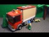 Как построить из лего #24 | Фургон / Truck