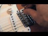 Perfect Stratocaster setup Setting strings height action - frudua.com