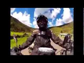 Мотопутешествие из Аляски в Аргентину на мотоцикле за 503 дня (82.459 миль) в одиночку!