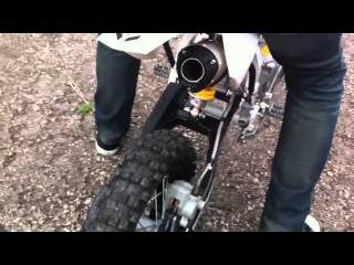 Pitbike YCF Pilot F125