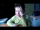 Мальчик учит стих ! Будьте осторожны! не описайтесь! - YouTube