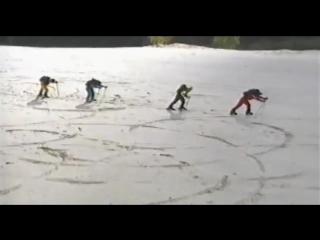 Бони Нем _ Яблоки на снегу