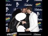 warner_bros_pictures_es@mario_houses @berta_vazquez_ y @fergmolina desde #premios40ballantines. Os esperamos a todos en los cine