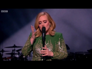 Adele - Rolling In The Deep (Live At BBC)