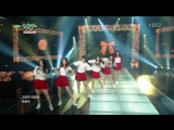 150206 Music Bank| GFRIEND - Glass Bead
