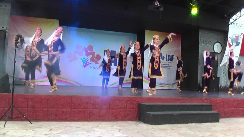 Turkey,Kemer,IAF 2015,Shashu,Bukhara,Dance