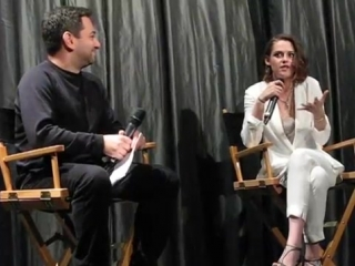 CLOUDS OF SILS MARIA with KRISTEN STEWART QA IFC Center NYC January 3