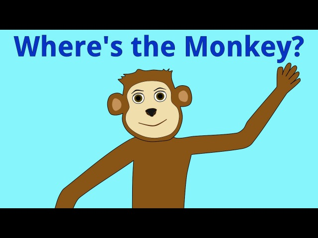 Where's the Monkey