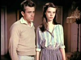 James Dean and Lois Smith screen test