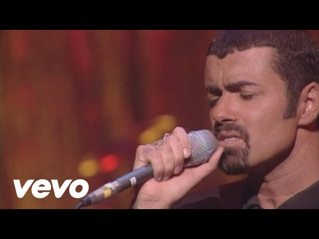 George Michael - I Cant Make You Love Me (Live)