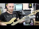 Funky Bass Groove Breakdown - Lesson With Scott Devine (L#66)