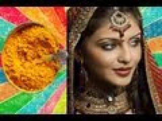 Секреты индийских красавиц. Омолаживающая маска и скраб из куркумы