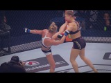 Holly Holm & Joanna Jedrzejczyk MMA Striking Highlights 2016