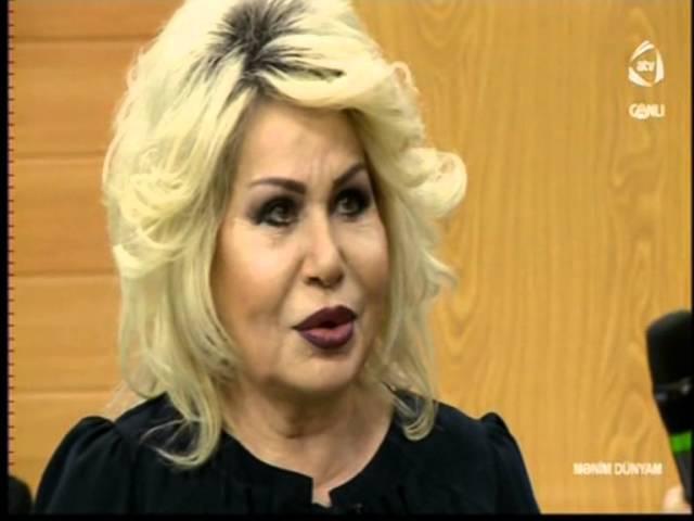 ATV Menim dunyam verilishi 13.01.2016 Qonaq Alesker Aliyev ve Tural Azimov