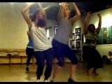 Kat Graham &amp Candice Accola dance, filmed by Nina Dobrev The Vampire Diaries