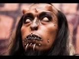 Caim Divell- человек с самыми страшными модификациями тела в мире