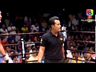 Max Muay Thai, Kongfark (Thai) Vs Mansur RusThaiTeam (Ubeskistan) 22 August 2015
