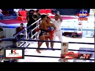 Kun Khmer, Roeung Sophorn Vs Super Chhai Thai 29 August 2015