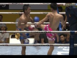 Muay Thai Fight - Pentor vs Mew - New Lumpini Stadium, Bangkok, 25th August 2015