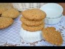 Овсяное печенье с семенами подсолнечника — видео рецепт