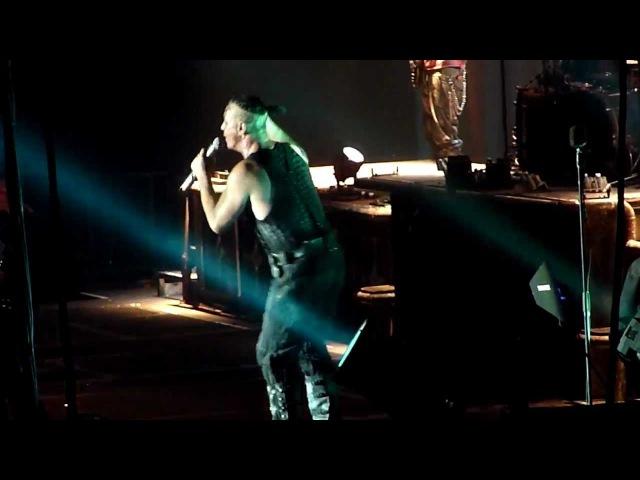 Rammstein - Keine Lust (live Stuttgart Schleyerhalle 10.12.2011)