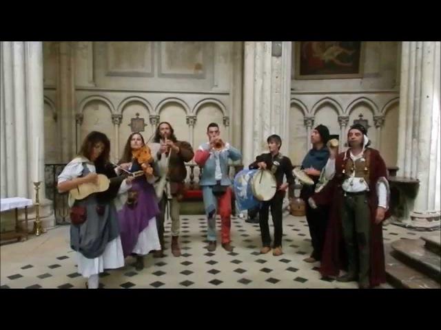 La Carité de Guingamor - Deux basses-danses du XVème siècle - Mit ganzem Willen Danza Alta