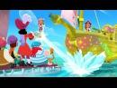 Джейк и пираты Нетландии - Капитан Мороз! / Легендарный Снежный человек! - Серия 28, Сезон 3