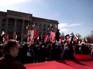 Одесса. Куликово поле. 06.04.2014 Одесская Дружина
