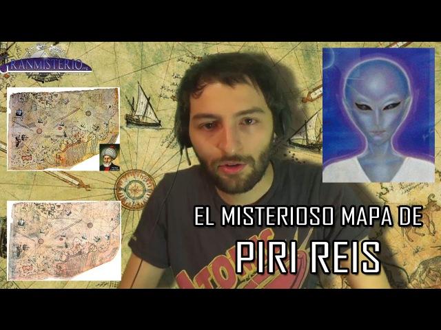 El misterioso Mapa de Piri Reis - el OOPART de Atlántida   VMGranmisterio