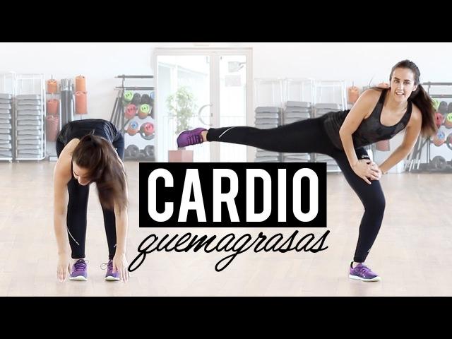 Cardio 10 minutos | Quemar grasa rápido