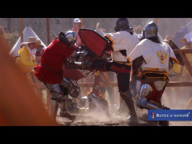 Russian Rabid Leg. Battle of the Nations - Feints