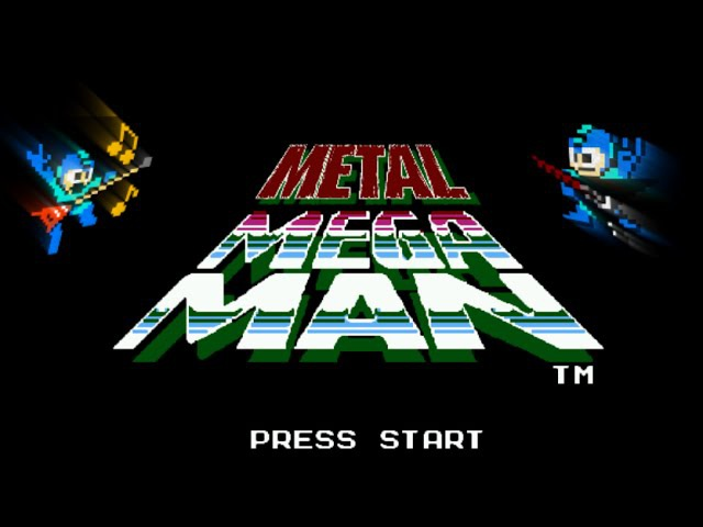 Mega Man 1 (NES) Metal Cover Complete Medley