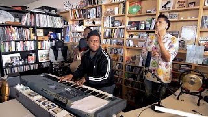 Robert Glasper Experiment: NPR Music Tiny Desk Concert