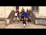 Medieval music. Middle ages. Les Compagnons du Gras Jambon.
