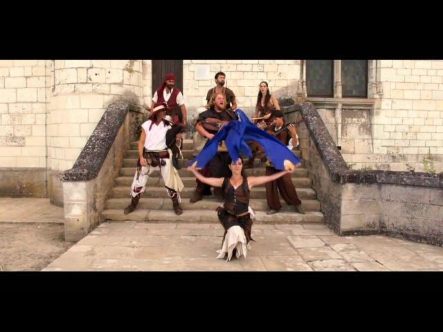 Medieval music. Middle ages. Les Compagnons du Gras Jambon. Villeman Og Magnhild