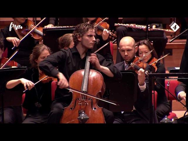 Schumann Cello concerto, op.129 - Michael Schonwandt - Andreas Brantelid - HD - Live concert