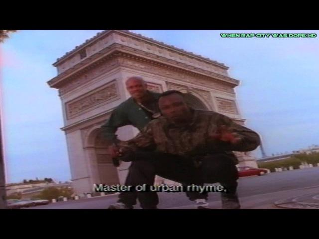 Guru MC Solaar Le Bien, Le Mal [HD]