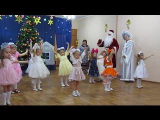 танец Кукол ( утренник в детском саду)