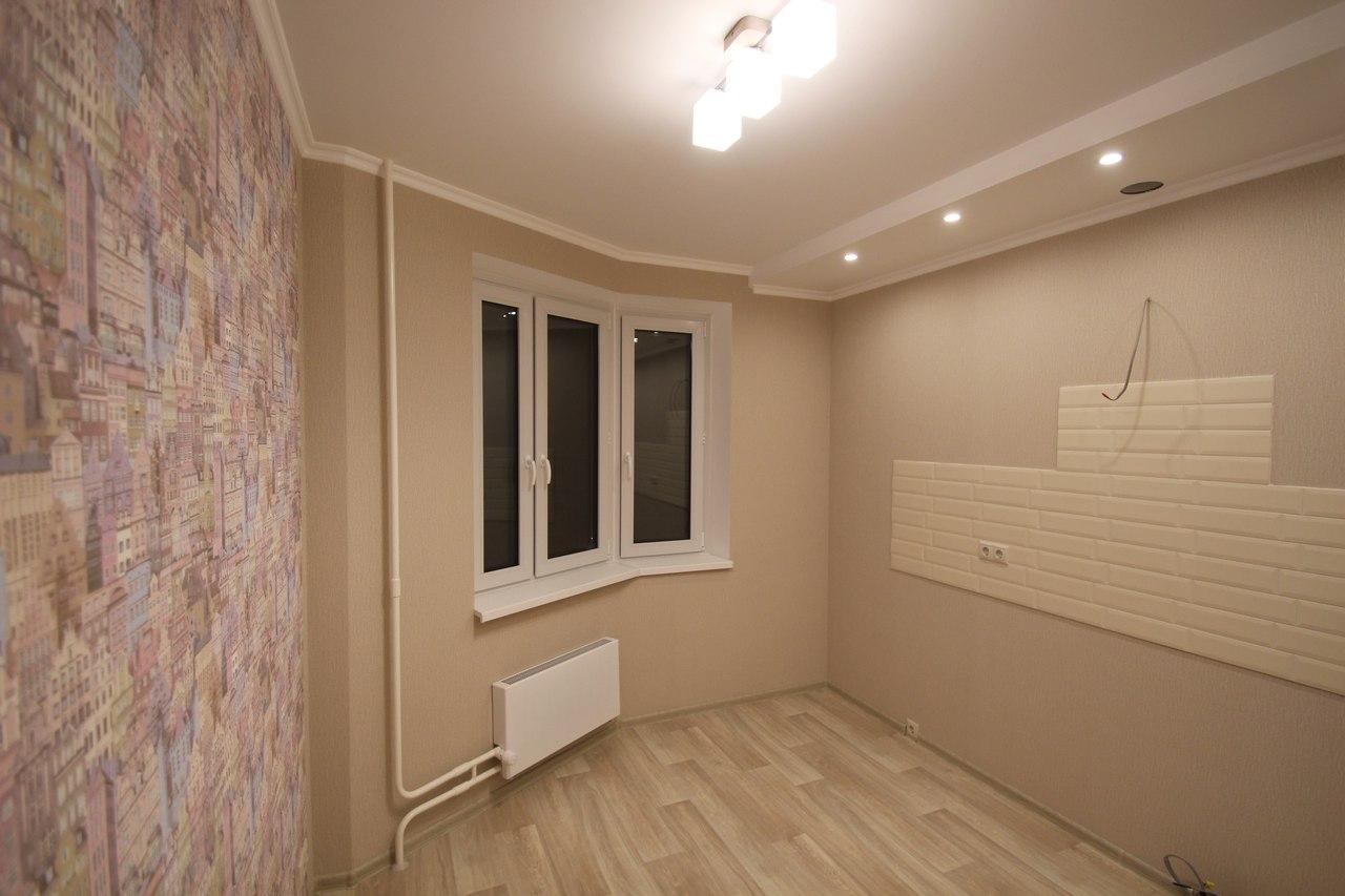 важно где, варианты бюджетной отделки квартиры фото сможете найти