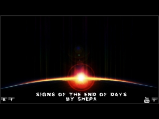 2015 SIGNS OF THE END OF DAYS |October|