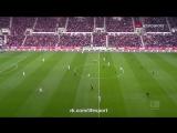 Аугсбург 2:2 Боруссия Менхенгладбах | Немецкая Бундеслига 2015/16 | 23-й тур | Обзор матча