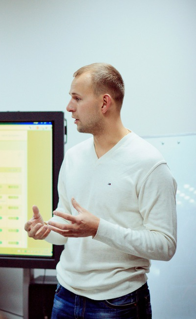 Сергей Показаньев