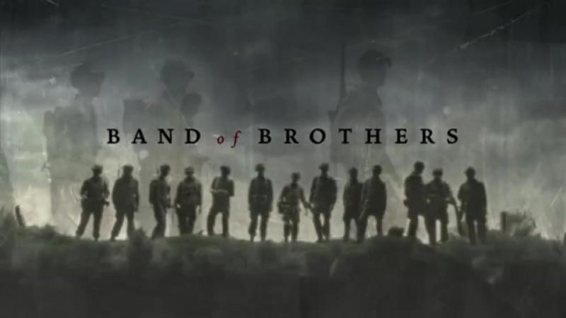 Братья по оружию (Band of Brothers) - Трейлер (Featuring Hans Zimmer's Soundtrack Inception)