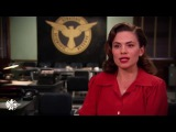Хейли Этвелл: Агент Картер Сезон 2 Интервью | Hayley Atwell Talks Agent Carter Season Two 2016 | Серия 0 1 3 4 5 6 7 8 9