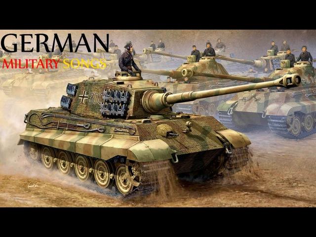 [HD] BEST GERMAN MILITARY SONGS Marches et chants militaires allemands