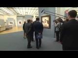 ПРО ПУТИНА * Владимир Путин посетил выставку Серова на Крымском валу * 2016