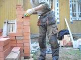 Как построить крепчайшую печь на глине и песке без цемента  Проверить кладочную...